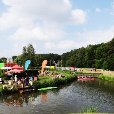 Sommerfestival auf Schloß Ippenburg - ein buntes Kinderangebot